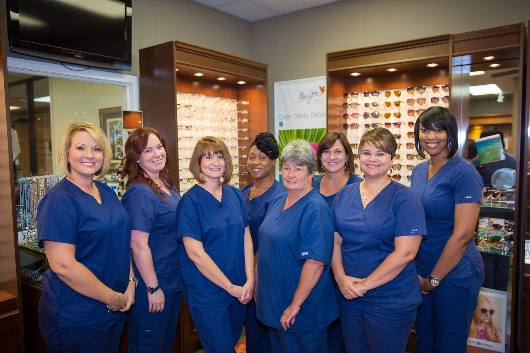 Services Family Eye Care Associates